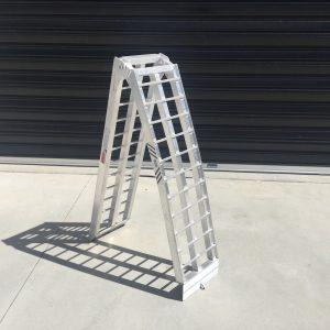 Heeve H0014 aluminium loading ramp