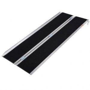 Heeve H0010 single fold aluminium wheelchair ramp