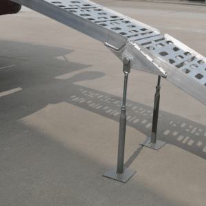 Heeve 100kg Bolt-On Telescoping Ramp Support Legs