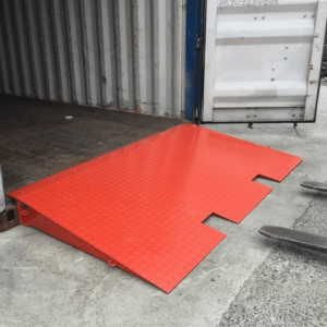 Heeve Economy-Series 6-Tonne Forklift Container Ramp