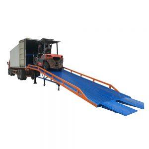Easy-Series Forklift Dock Ramp / Yard Ramp