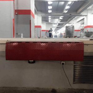 Heeve Loading Dock Edge Leveller - Electric / Hydraulic