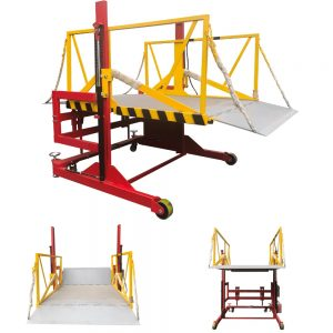Heeve Mobile Loading Dock Lifting Platform - Electric / Hydraulic