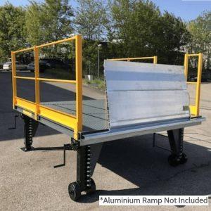 Heeve Mobile Loading Dock Platform - Manual