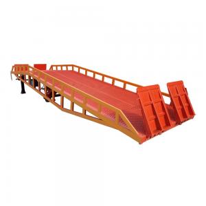 Heeve Flex-Series Forklift Dock Ramp / Yard Ramp