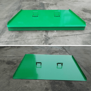 Heeve Industrial-Series 8-Tonne Forklift Container Ramp