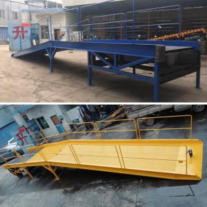 Heeve Leveller-Series Forklift Dock Ramp / Yard Ramp