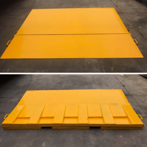 Heeve Long-Series 6.5-Tonne Forklift Container Ramp